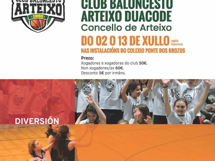 XA TEMOS AQUÍ O XI CAMPUS CB ARTEIXO DUACODE-CONCELLO DE ARTEIXO