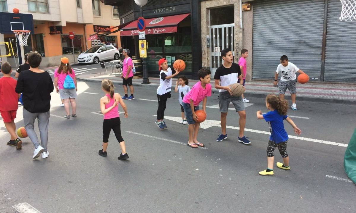 ESTE VINDEIRO DOMINGO CELÉBRASE O DÍA DO DEPORTE NA RÚA DE ARTEIXO