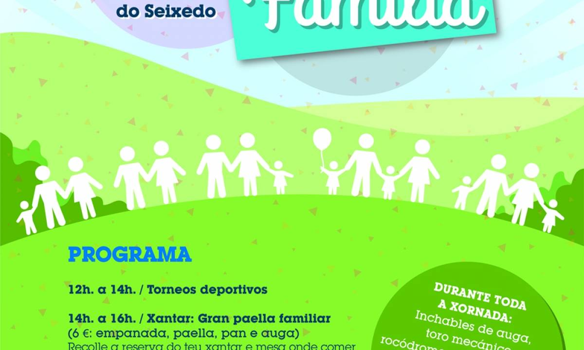 DÍA DA FAMILIA DO CONCELLO DE ARTEIXO
