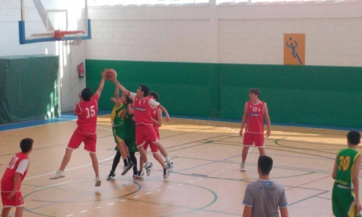CB Arteixo DUACODE 73-15 Basquet Coruña Cristo Rey